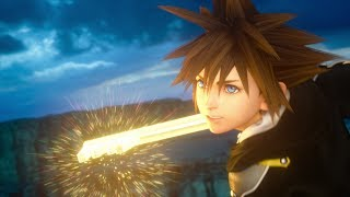 Download KINGDOM HEARTS III – Launch Commercial Video