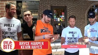 Download (Bryce Harper & Kevin Hayes) Barstool Pizza Review - Tacconelli's Pizza (Philadelphia) Video