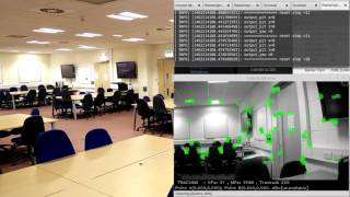 Download A study for autonomous indoor mapping with AR.Drone Video
