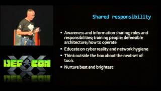 Download DEF CON 20 - General Keith B. Alexander - Shared Values, Shared Responsibility Video