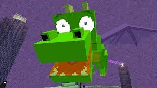 Download Minecraft Xbox - Quest For Goofy Dragon (195) Video