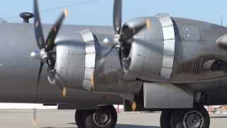 Download B-29 SuperFortress Engine Start / Maintenance Check Flight Video