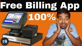 Download Free Billing Software for Retail Shop | Technical Guptaji Video