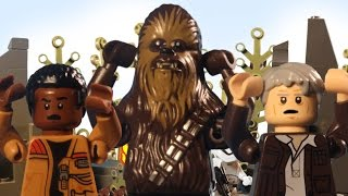 Download LEGO STAR WARS The Force Awakens Trailer Video