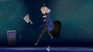 Download Persona 3 Portable - Secret BOSS: Margaret / マーガレットス (1/4) Video