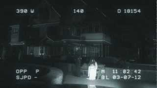 Download Police Footage of Crazy Woman at Winchester Mystery House Video
