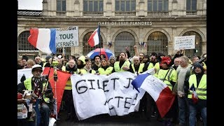Download Richard Wolff | Masterfully Explains France's Yellow Vest Movement Video