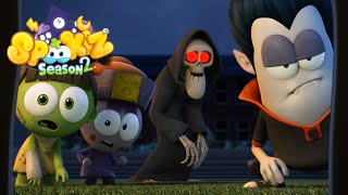 Download Spookiz | 223 | Who's There?... | Season 2, Episode 23 | Videos For Kids 스푸키즈 Videos For Kids Video