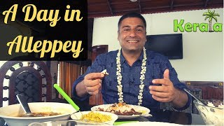 Download Alleppey Backwaters, Houseboat, Karimeen, street food and more Episode 11 Video