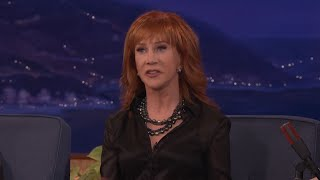 Download Kathy Griffin: Josh Groban Is A Man Whore - CONAN on TBS Video