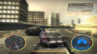Download Need for Speed: Most Wanted (2005) Heavy SUV Chase Video