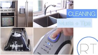 Download My Cleaning Habits & Must Haves Video