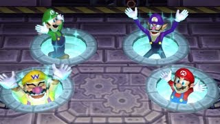 Download Mario Party 9 - All Funny Minigames Video