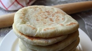 Download Pita Bread - How to Make Pita Bread at Home - Grilled Flatbread Video