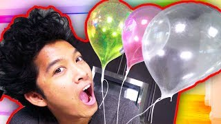 Download EDIBLE BALLOONS!!!! TASTY OR NASTY??! Video