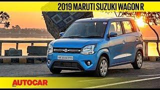 Download 2019 Maruti Suzuki Wagon R I First Drive Review I Autocar India Video