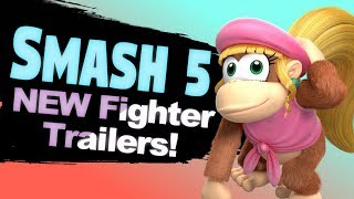 Download 10 Smash Bros 5 New Fighter Reveal Trailer Ideas! Video