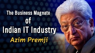 Download Success story of Azim Premji | The Business Magnate of Indian IT Industry Video