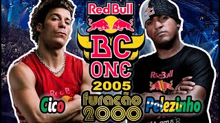 Download Pelezinho vs. Cico - Red Bull BC One 2005 - V. Furacão 2000 Video