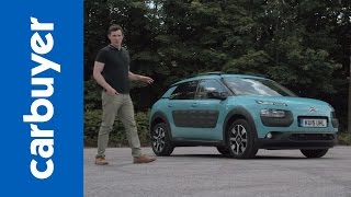 Download 10 reasons why the Citroen C4 Cactus is Carbuyer's Car of the Year (Sponsored) Video