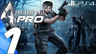 Download Resident Evil 4 (PS4) - Professional Gameplay Walkthrough Part 1 - Prologue Video