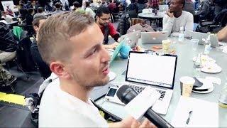 Download TechCrunch Disrupt Europe 2013 Hackathon Highlights Video