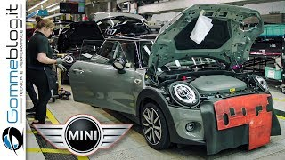 Download MINI Electric - PRODUCTION (United Kingdom Car Factory) Video
