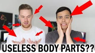 Download 7 Useless Body Parts You Didn't Know You Had Video