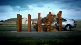 Download Brick Wall Crash Test | DIY Top Gear | Top Gear Uncovered Video