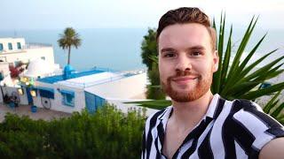 Download Tour of SIDI BOU SAID, TUNISIA'S Most Beautiful Town? 🇹🇳 Video