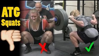 Download Squatting Too Low Is A Problem: How To Fix It Video