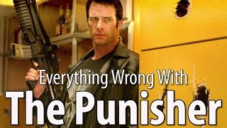 Download Everything Wrong With The Punisher In 15 Minutes Or Less Video