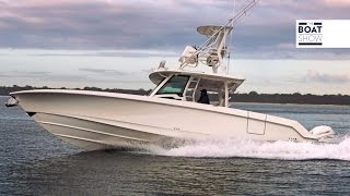 Download [ENG] BOSTON WHALER 380 Outrage - Fishing Boat Test- The Boat Show Video