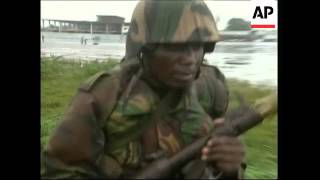 Download First West African peacekeepers arrive Video