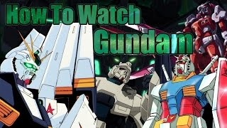 Download How to Watch Gundam [Part 1] - Universal Century [Chronologically] Video