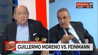 Download Guillermo Moreno en Cronica TV 16/03/18 Video