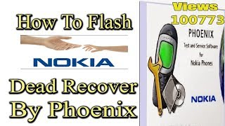 How to Flash Nokia 2700C RM -561 without any Box Free