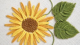 Download BRAZILIAN EMBROIDERY TUTORIALS: How to stitch flowers Video