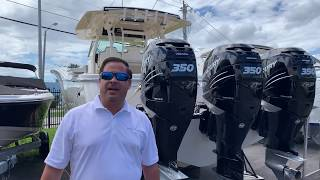 Download All New Scout 380 LXF for Sale at MarineMax Miami! Video