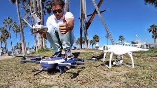 Download DRONE BATTLE GoPro Karma vs. Phantom 4 Video