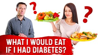 Download What I Would Eat if I had Diabetes? Video