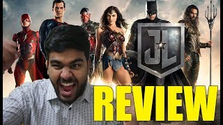 Download Justice League Movie Review | Spoiler Free Review Video