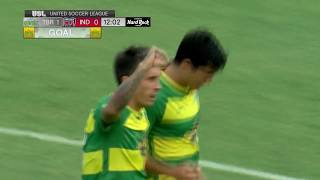 Download HIGHLIGHTS | Tampa Bay Rowdies 3 : 1 Indy Eleven - Jul 21, 2018 Video