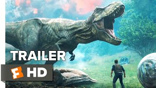 Download Jurassic World: Fallen Kingdom Trailer #1 (2018) | Movieclips Trailers Video