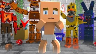 Download Minecraft : WHO'S YOUR DADDY !? - FIVE NIGHTS AT FREDDY'S ( ANIMATRONICS ) Video