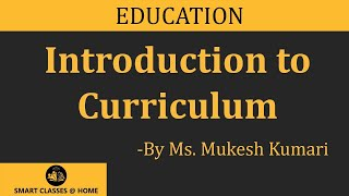 Download Curriculum lecture, Bed by Mukesh Kumari Video