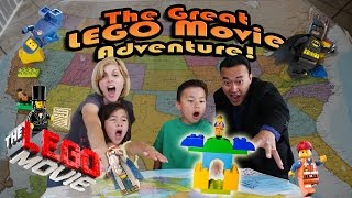 Download The GREAT LEGO MOVIE ADVENTURE! Episode 1 - LEGOLAND Video