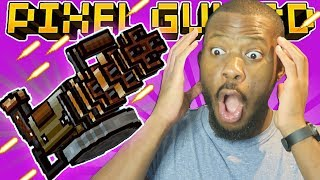 Download USING THE MYTHICAL HAND GATLING! | Pixel Gun 3D Video