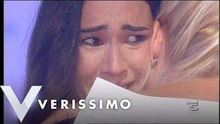Download Verissimo - Ilary e Silvia si emozionano ricordando i vecchi tempi Video