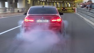 Download 2016 BMW M3 F80 w/ LOUD Catless Exhaust System! Video